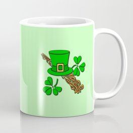 Irish Hat Design Coffee Mug
