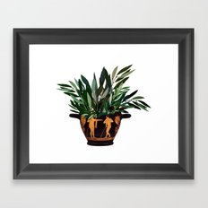 Ancient Greek 2 Framed Art Print