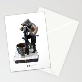 One Sixth Custom Figure 15 Stationery Cards