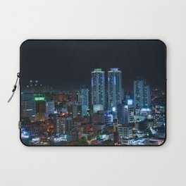 Daegu at Night Laptop Sleeve