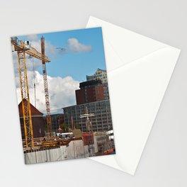 HAMBURG HARBOR SOUND Stationery Cards