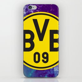 Borussia Dortmund Galaxy Edition iPhone Skin
