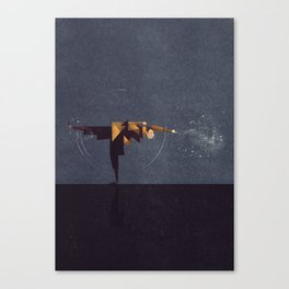 Air Canvas Print