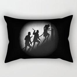 The Nosferatu Hunters Rectangular Pillow