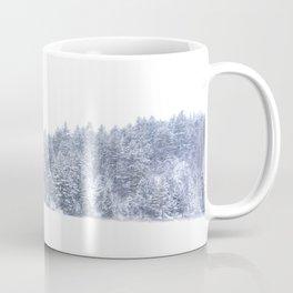 Peaceful Storm - Winter Snow Coffee Mug