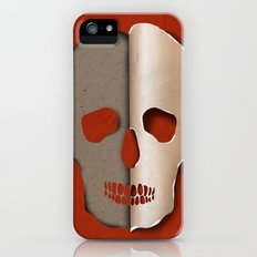 3d skull Slim Case iPhone (5, 5s)