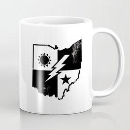 Ohio Born Army Rangers Coffee Mug