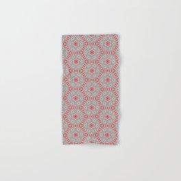 V28 Moroccan Pattern Design. Hand & Bath Towel