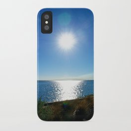 Solitaire Sky iPhone Case