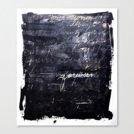 Forever Forever Canvas Print