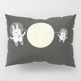 Astro Bunnies Pillow Sham