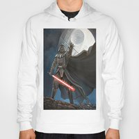 death star Hoodies featuring Death Star by Laura-A