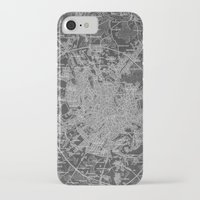 moscow iPhone & iPod Cases featuring Moscow by Upperleft Studios