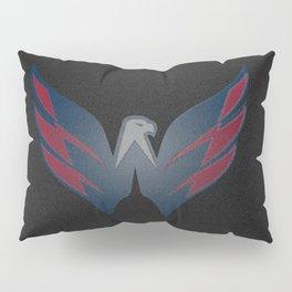 Capitals Logo Pillow Sham