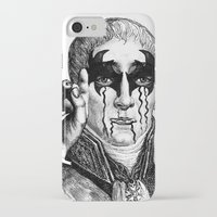heavy metal iPhone & iPod Cases featuring Heavy metal by DIVIDUS