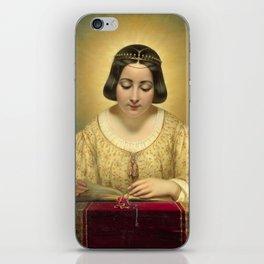 St Catherine iPhone Skin