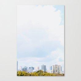 Endless Skylines (2) Canvas Print