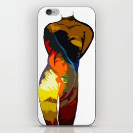 Feather Love iPhone Skin
