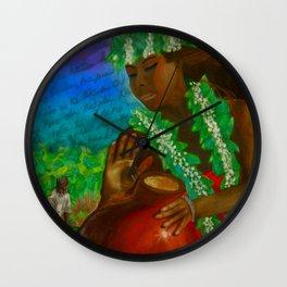 The Legend of the Taro Wall Clock