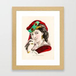 My Sweetheart Framed Art Print
