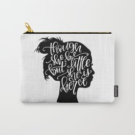 Shakespeare Quote Carry-All Pouch