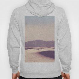 White Sand Dunes Hoody