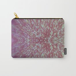 Lilac Pastel Shimmer Carry-All Pouch