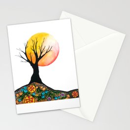 Become Earth Stationery Cards