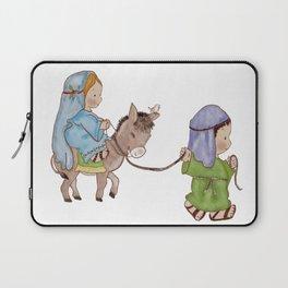 Nativity scene Laptop Sleeve
