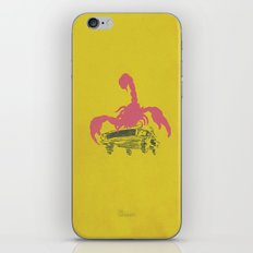 Drive iPhone & iPod Skin