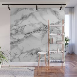 Marble - Gray Wall Mural
