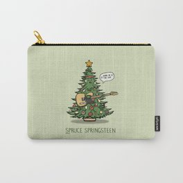 Spruce Springsteen Carry-All Pouch