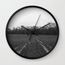 looking back  Wall Clock