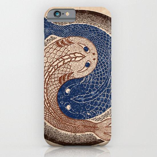 shuiwudáo yin yang mandala iPhone & iPod Case