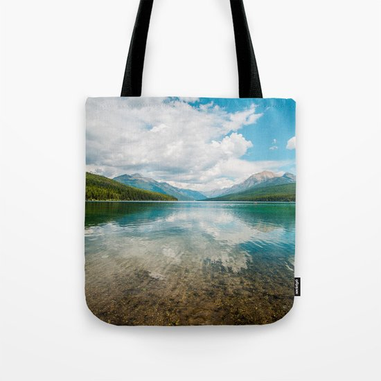 nature life Tote Bag