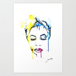 Young, Gifted and Black Art Print