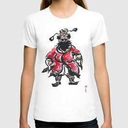 Zhong Kui the Ghost Catcher  T-shirt