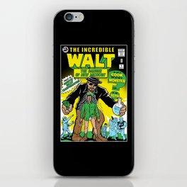 The Incredible Walt iPhone Skin