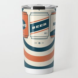 The Beer Brewing Company - Red Travel Mug