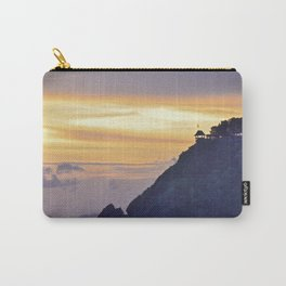 Sunset on the islands Carry-All Pouch