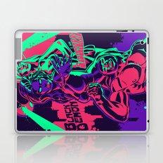 Black Demon y Las Seductoras Laptop & iPad Skin