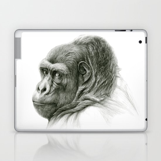 Gorilla G038 Laptop & iPad Skin