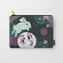 Moon Hopping Carry-All Pouch