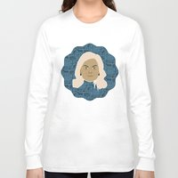 leslie knope Long Sleeve T-shirts featuring Leslie Knope - Parks and recreation by Kuki