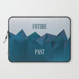 Past and Future Laptop Sleeve