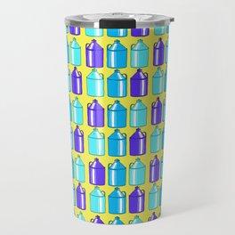 Vintage enamels containers Travel Mug