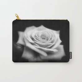 Pink Roses in Anzures 4 Dark Carry-All Pouch