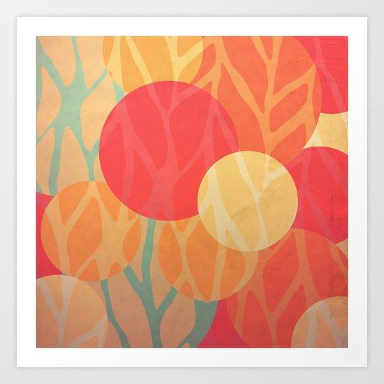 Spring Thing Art Print