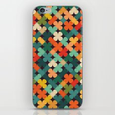Lucky Clover iPhone Skin