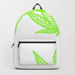Stay High Cannabis Kiffer Backpack
